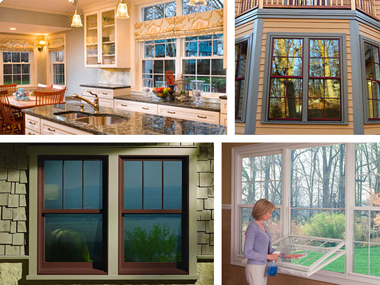 Double Hung Style Windows