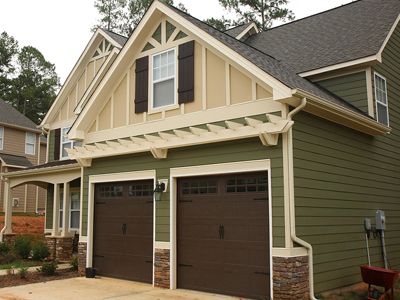 Learn about our Siding