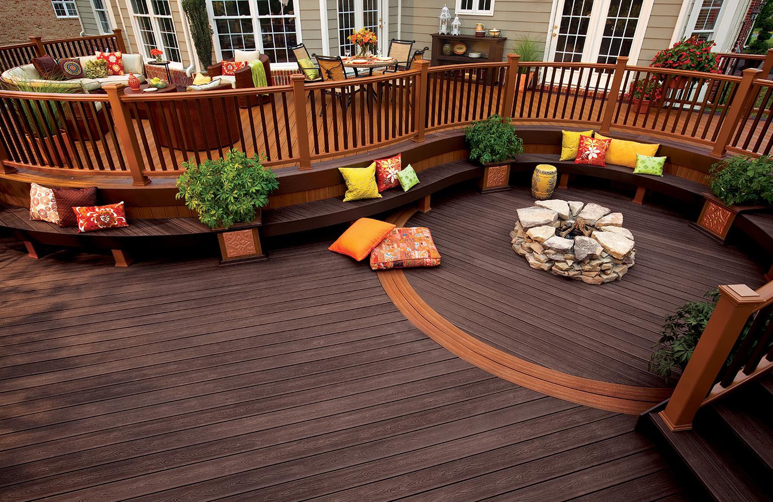 All American Exteriors | Decks and Patios